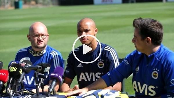 """'Marcel Tisserand: """"Fenerbahçe'ye şampiyonluk yolundak katkı sağlamak istiyorum"""""""