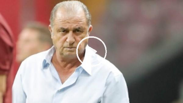 """'Fatih Terim: """"Fenerbahçe'nin çok sayıda önemli hücum oyuncusu var ama net pozisyon vermedik"""""""