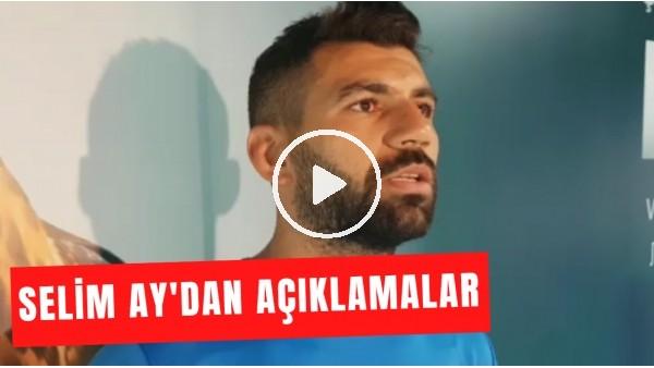 """'Çaykur Rizesporlu Selim Ay: """"İlk Maç Yenildik Takım Güzel Oynadı"""""""