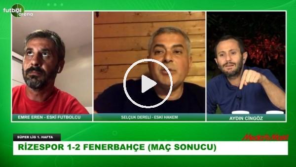 'Rizespor - Fenerbahçe Maçında Enner Valencia'nın Pozisyonu Penaltı Mı? Selçuk Dereli Yorumladı