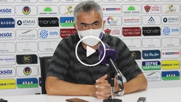 """'Mehmet Altıparmak: """"Maçın genelinde dengeli bir maç olacağını biliyorduk"""""""