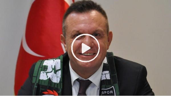 'Denizlispor Başkanı Ali Çetin, takımın toplam borcunu açıkladı