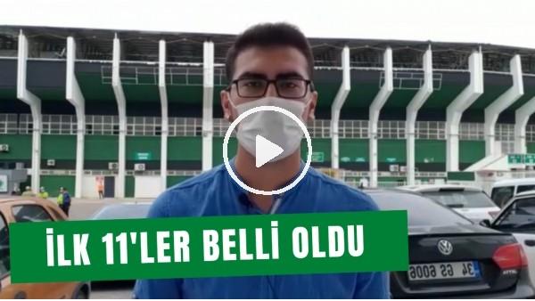 'Denizlispor - Trabzonspor Maçında İlk 11'ler Belli Oldu | Arif Enes Durak Aktardı