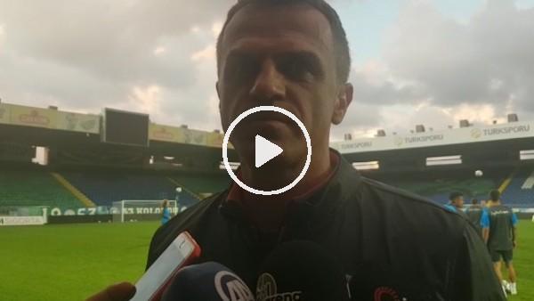 'Stjepan Tomas'tan transfer açıklaması