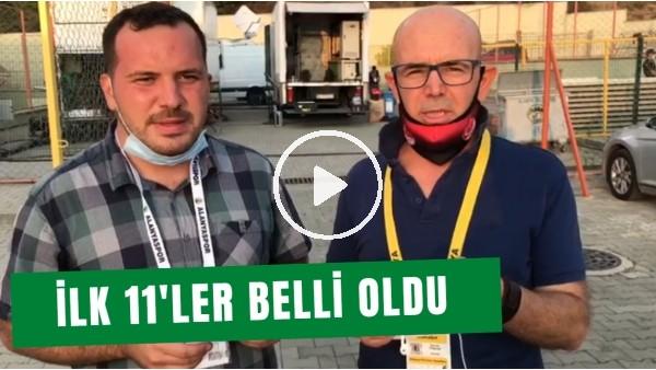 'Alanyaspor - Kayserispor Maçında 11'ler Belli oldu | Ercan Yıldırım Ve Abdulkadir Paslıoğlu Aktardı