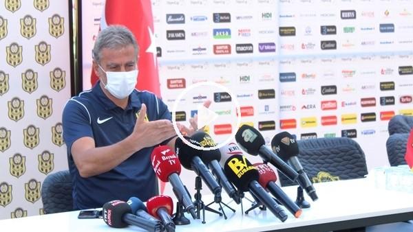 """'Hamza Hamzaoğlu: """"Malatyaspor'u daha iyi ve hak ettiği yerlere taşımaya gayret edeceğiz"""""""