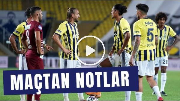 'Fenerbahçe - Hatayspor Maçından Notlar | Emre Eren'den Sarı-Lacivertli Futbolculara Eleştiri