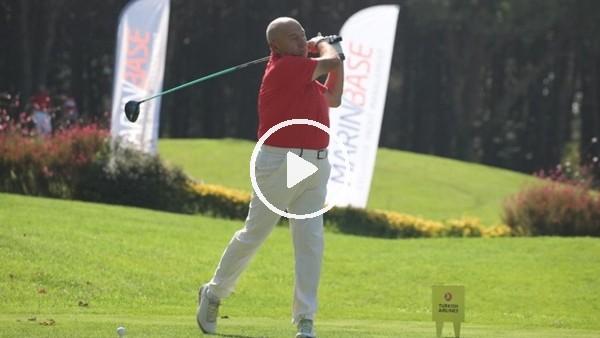 'Nİhat Özdemir, Golf oynayarak stres atıyor