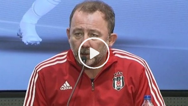 """'Sergen Yalçın: """"Ben fitili ateşledim, Mehmet Hoca inşallah devamını getirir"""""""