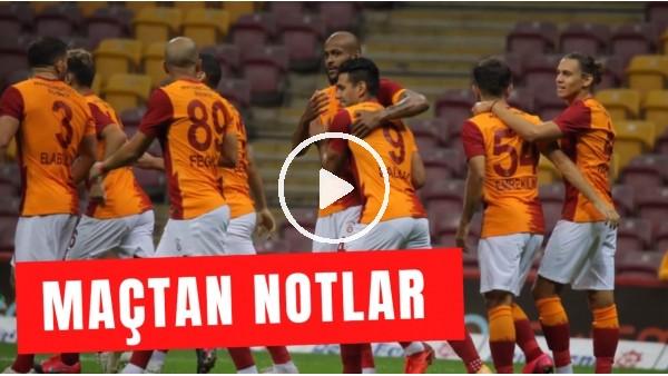 'Galatasaray - Gaziantep FK Maçından Notlar | Kim, Nasıl Oynadı? İbrahim Yavuz Yorumladı