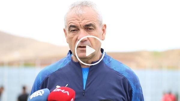 'Rıza Çalımbay'dan transfer açıklaması ve Alper Potuk sorusuna yanıt