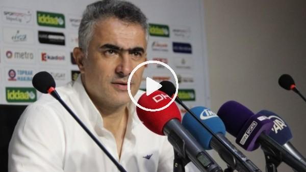 """'Mehmet Altıparmak: """"Maça 1-0 mağlup başladık"""""""