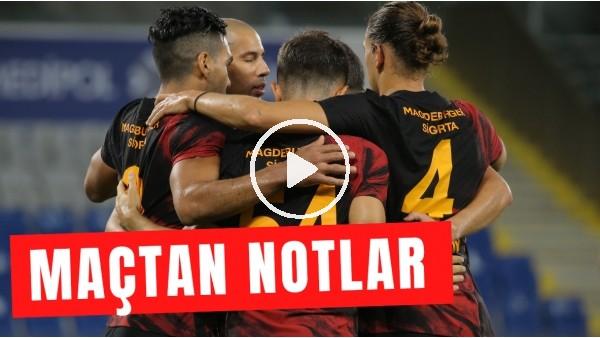 'Başakşehir - Galatasaray Maçından Notlar | Kim, Nasıl Oynadı? Emre Eren Ve İbrahim Yavuz Aktardı