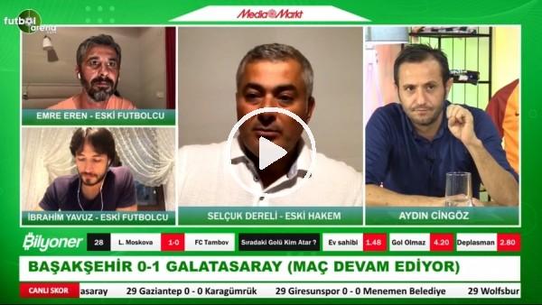 'Galatasaray'ın Başakşehir Maçındaki Penaltısı Doğru Mu? Selçuk Dereli Yorumladı