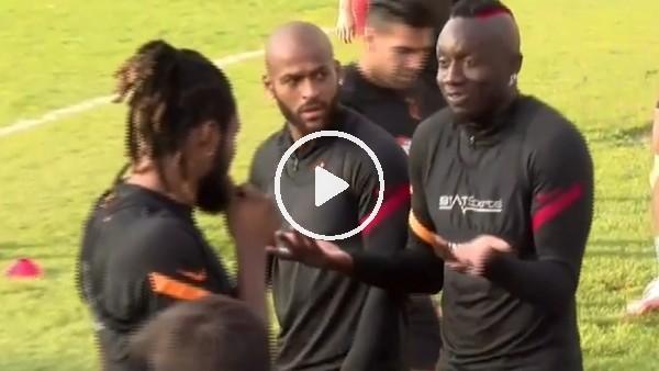 'Diagne, Luyindama'yı güldürdü; Marcao'yu gerdi!