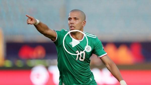 'Feghouli'den milli maçta 1 asist