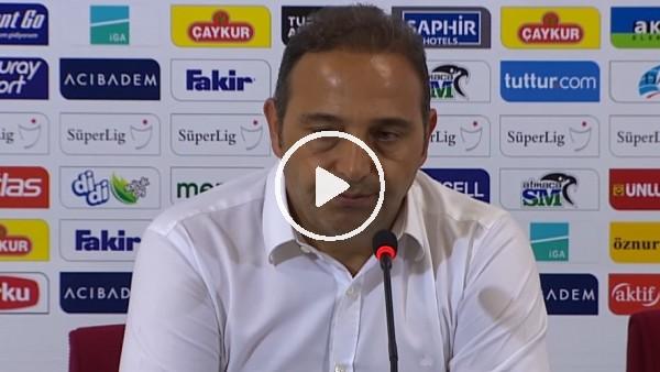"""'Fuat Çapa: """"Deplasmanda 3 gol atıp mağlup olmak üzücü"""""""
