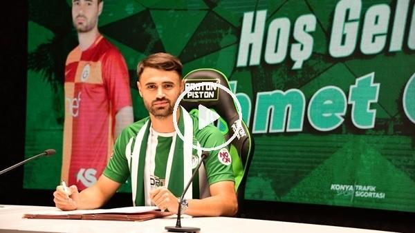 'Konyaspor'da çifte imza