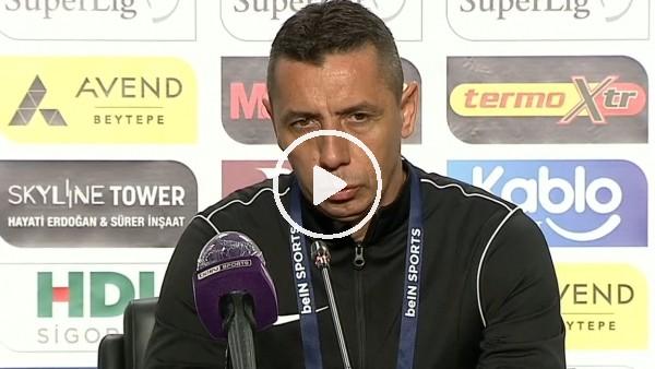 """'Gabriel Margarit: """"Maçın son 15 dakikasında oyunu kaybedebilirdik"""""""