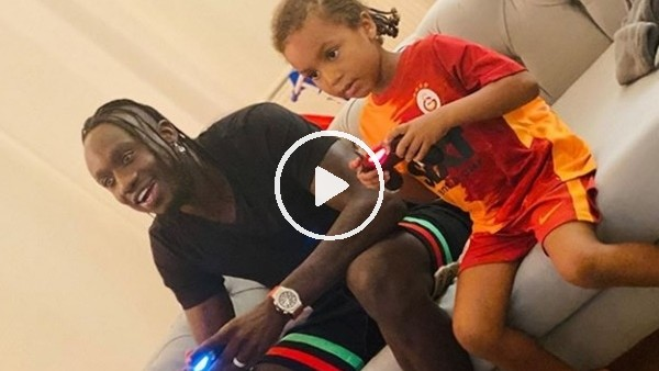 Diagne, Fenerbahçe'yi seçen oğluyla FIFA'da kapıştı