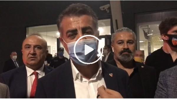 """'Ali Kaynar: """"İyi mücadele verdik. Kayseri'ye yenmiş bir şekilde dönüyoruz"""""""