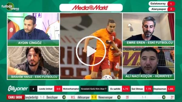 'Galatasaray - Alanyaspor maçından notlar! Ali Naci Küçük aktardı