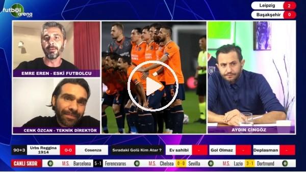 'Leipzig - Başakşehir maçından notlar