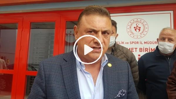 """'Hasan Kartal: """"Türkiye hakem yetiştiremiyor, herhalde yurt dışından onu da ithal edeceğiz"""""""
