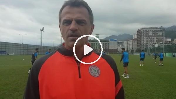 """'Stjepan Tomas: """"2 yabancı ve 3-4 yerli oyuncu alacağız"""""""
