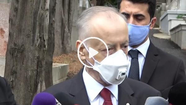 """Mustafa Cengiz: """"Bizim iki kırmızı çizgimiz var; Atatürk ve Ali Sami Yen"""""""