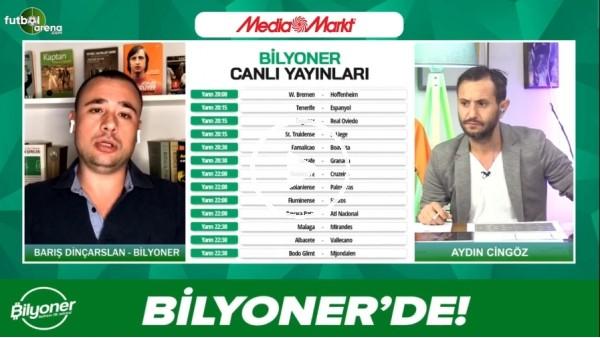 'Barış Dinçarslan, BB Erzurumspor - Galatasaray maçı için tahminini yaptı