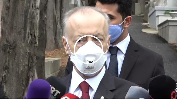 """Mustafa Cengiz güldürdü! """"Bzim hanım izliyorsa duman ediyor..."""""""