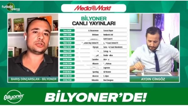 'Barış Dinçarslan, Denizlispor - Beşiktaş maçı için tahminini yaptı