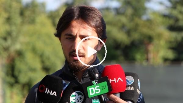 """'Recep Niyaz: """"Beşiktaş maçından en az 1 puan almak istiyoruz"""""""