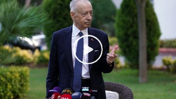 """Mustafa Cengiz: """"Kayyum'a atanma tehlikesi olan takımı kara geçirdik"""""""