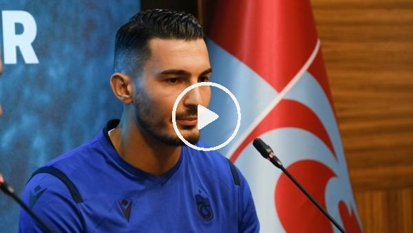 """'Uğurcan Çakır: """"Fenerbahçe maçıyla çıkışa geçmek istiyoruz"""""""