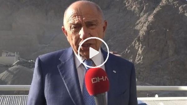 """Nihat Özdemir: """"Milli takımımız daha iyiye gidiyor"""""""