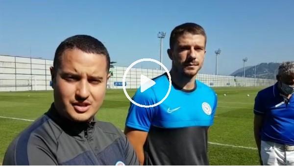 """'Dusan Javoncic'ten açıklamalar!  """"Ankaragücü'ne karşı ilk galibiyetimizi almak istiyoruz"""""""