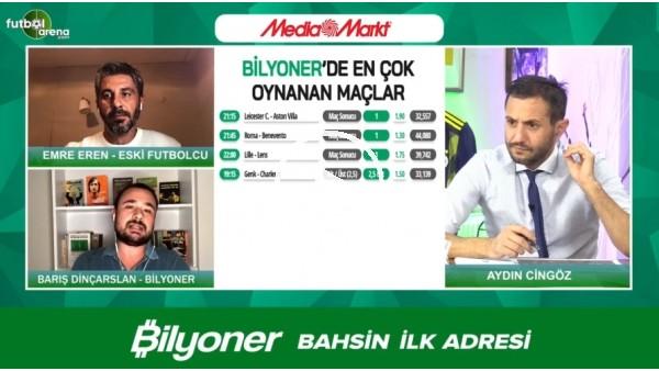 'Barış Dinçarslan, Göztepe - Fenerbahçe maçı için tahminini yaptı