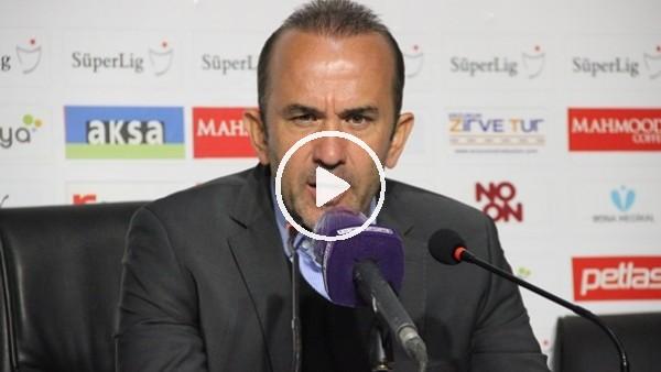 """'Mehmet Özdilek: """"Kazanabilmeyi maçın başından sonuna kadar çok istedik"""""""