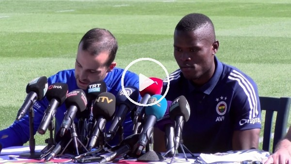 """Samatta: """"Fenerbahçe dünyanın en büyük kulüplerinden biri"""""""