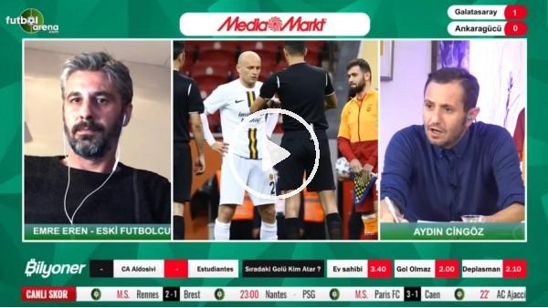 """'Aydın Cingöz: """"Diagne maçın özetine bile giremez"""""""