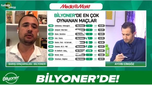 'Barış Dinçarslan, Galatasaray - Ankaragücü maçı için tahminini yaptı