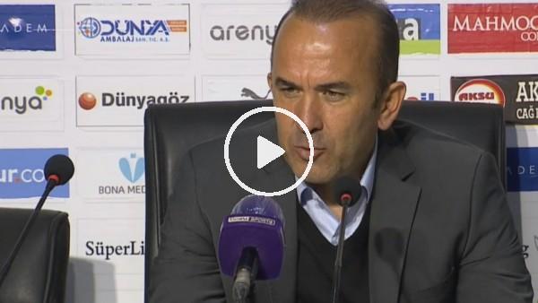 """'Mehmet Özdilek: """"Babel, Galatasaray'ın 1. golünden önce faul yaptığını oyuncuma söylüyor"""""""