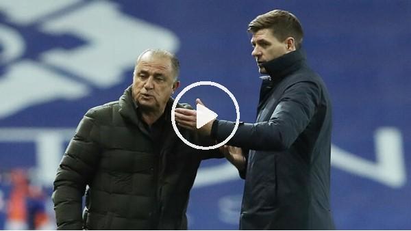 """'Steven Gerrard: """"Çok iyi bir takımı ve çok iyi teknik direktörü yendik"""""""