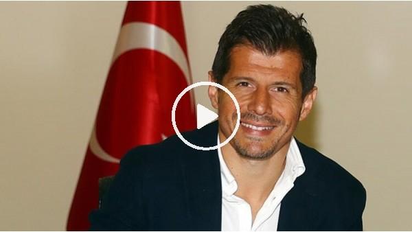 """'Emre Belözoğlu: """"Fenerbahçe mutluysa Türkiye mutludur"""""""