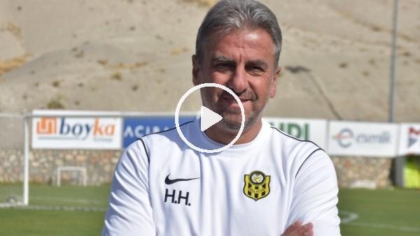 """'Hamza Hamzaoğlu: """"Bizi hedeflerimize taşıyacak kadroyu kurduk"""""""