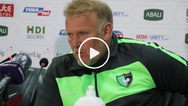"""'Prosinecki: """"VAR'a gittikten sonra net penaltıyı görmemek benim garibime gitti"""""""