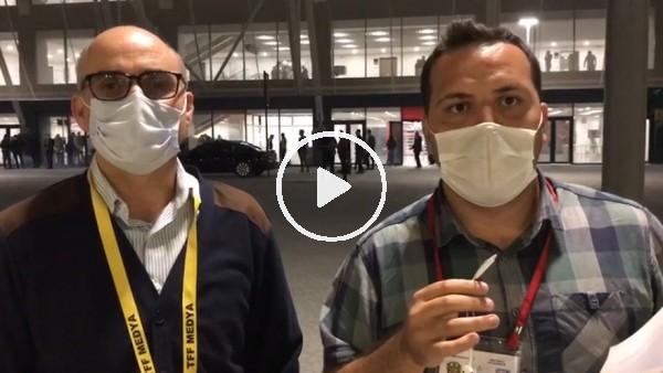 'Ankaragücü - Kayserispor maçı öncesi son gelişmeleri Orhan Sal ve Abdulkadir Paslıoğlu aktardı