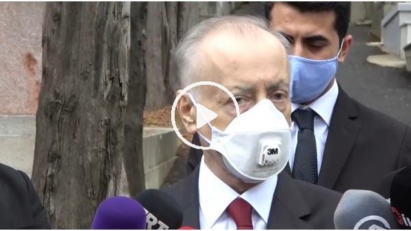 "Mustafa Cengiz: ""Maçlar seyirlici oynanmalı"""